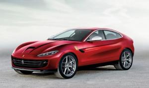Ferrari SUV Modelleri: F244 ve F245