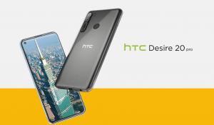 Htc Desire 20 Pro Türkiye Fiyatı Belirlendi