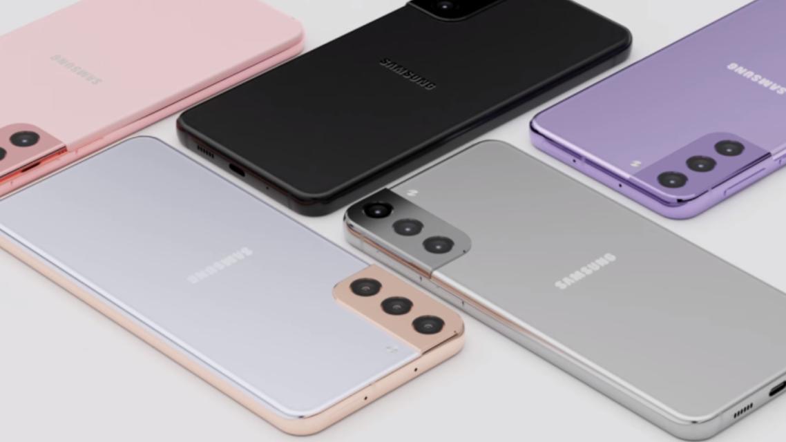Samsung Galaxy S21 5G Serisinin Renkleri Belirlendi! 2021