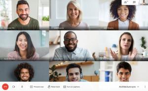 Google Meet' in Sunduğu Yeni Seçenekler