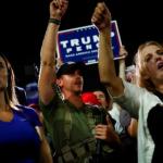 Trump Yanlıları Twitter Binasına Yöneldi!