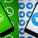 Telegram'dan WhatsApp'a Gönderme!