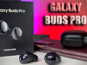Samsung Galaxy Buds Pro Tanıtılmadan Videosu Yayımlandı