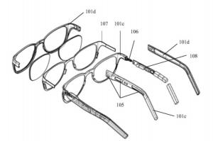 Xiaomi Akıllı Gözlük Patenti Aldı!