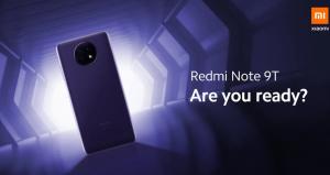 Redmi Note 9T Tanıtım Tarihi Sızdırıldı