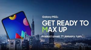 Galaxy M02s Özellikleri ve Fiyatı Belirlendi!