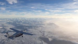 Microsoft Flight Simulator'e Yeni Bir Özellik Geldi