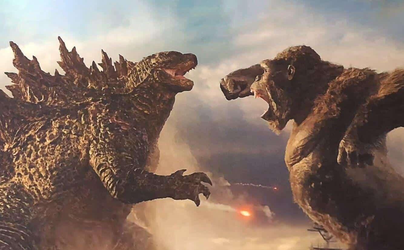New Godzilla vs Kong fragmanı çağlar için destansı bir hesaplaşma vaat ediyor