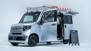 Honda, 2021 Tokyo Auto için şık konseptlerini sergiliyor