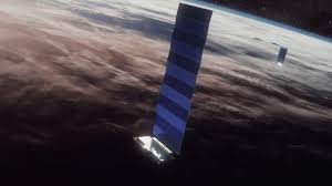 SpaceX gözü Starlink uydusunda !