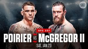 UFC 257 canlı yayını: Poirier vs McGregor 2 şimdi çevrimiçi nasıl izlenir