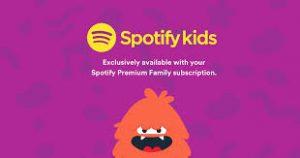 Spotify Kids artık paylaşılan çalma listelerini destekliyor ve ebeveynlerin müziği kontrol etmesine izin veriyor !