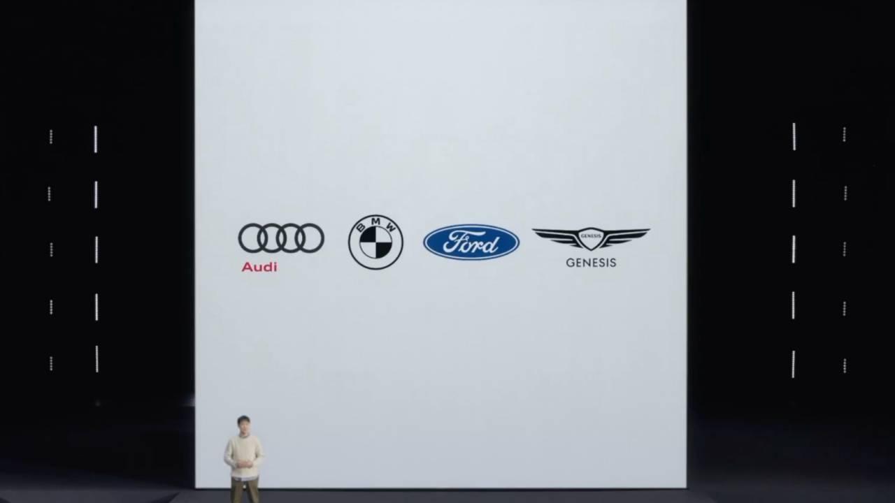 Samsung, dört büyük otomobil üreticisi için Galaxy Digital Key desteği vaat ediyor