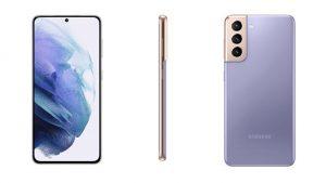 Samsung Galaxy S21 'Over The Horizon' Zil Sesi Sızdırıldı