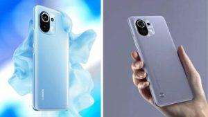 Xiaomi Mi 11 akıllı telefon demonte edildi ve bir ejderhaya yeniden monte edildi