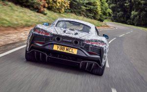 McLaren, Artura plug-in hibrit süper otomobilini 17 Şubat'ta tanıtacak