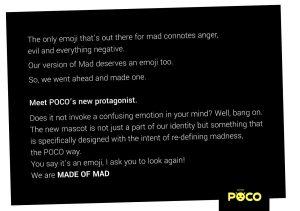 POCO, gelecekteki telefonlar için yeni şeytan / melek logosunu ortaya koyuyor