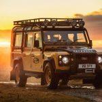 Land Rover Classic Defender Works V8 Trophy, dünya çapında 25 birimle sınırlıdır