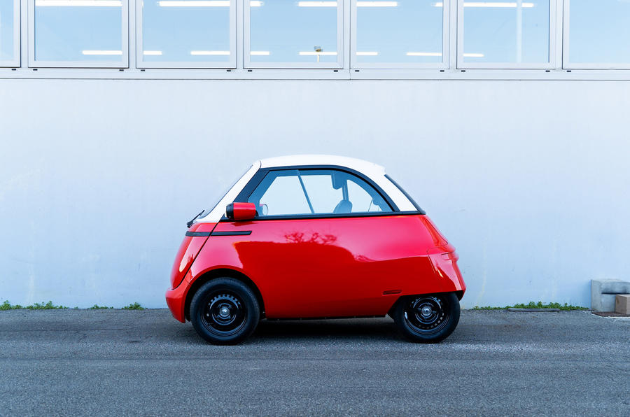 Microlino elektrikli mikro otomobil Eylül 2021'de Avrupa'da üretime girecek