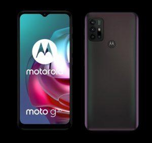 Motorola Moto G10 ve Moto G30 artık IP52 derecesi, 5.000 mAh pil ve dörtlü kamera ile resmi hale geldi