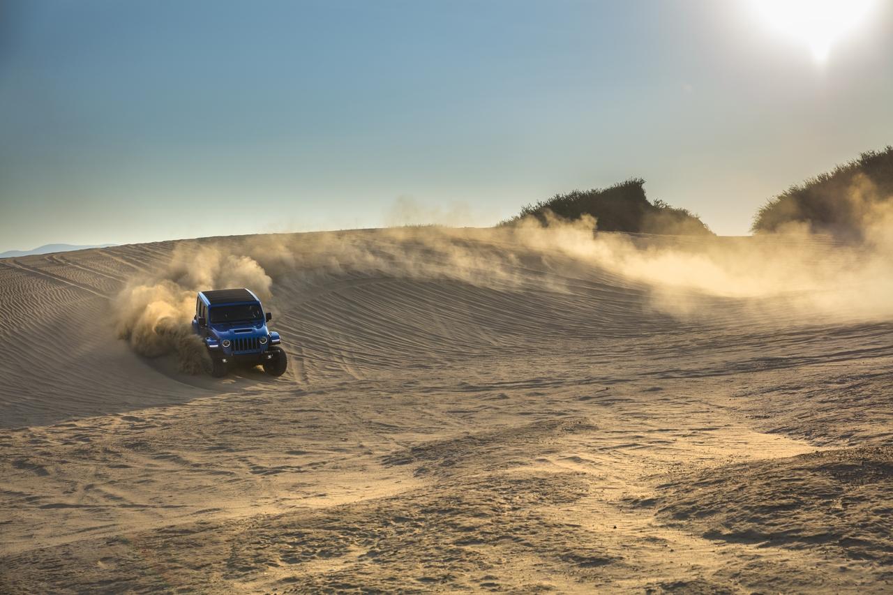 Jeep Wrangler Rubicon 392 Launch Edition 75.000 $ 'ın altında başlıyor 2021