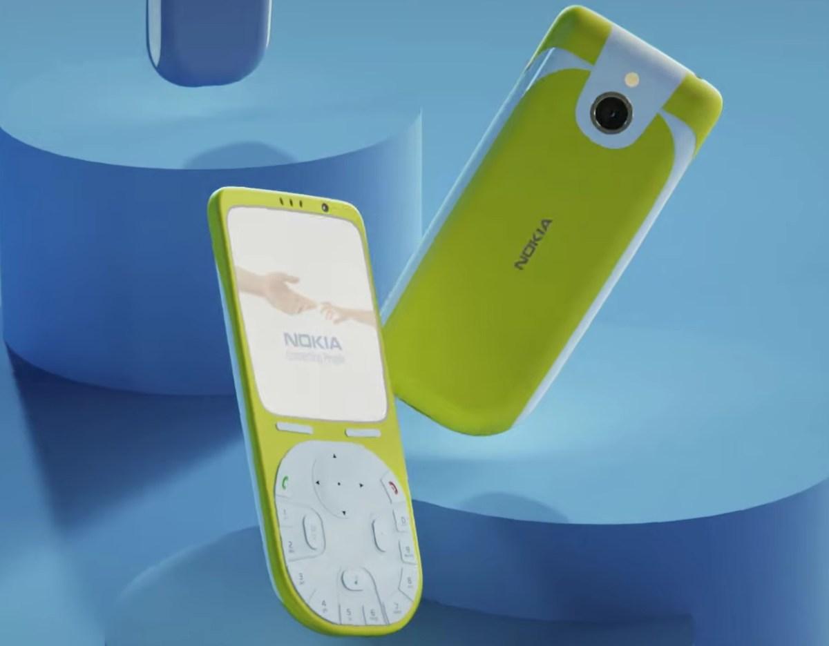 HMD yakında Nokia 3650'nin yenilenmiş bir varyantını piyasaya sürebilir