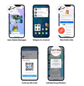 Telegram, Yeni Bir Güncelleme Yayınladı!