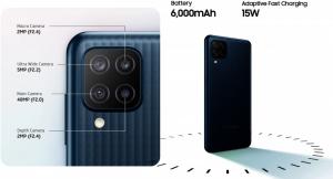 Samsung Galaxy M12'nin Tanıtımı Yapıldı!