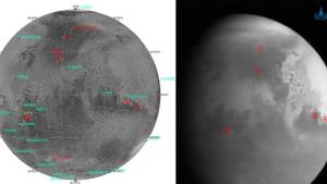 İlk Mars Fotoğrafı Çin Sondasından Geldi!
