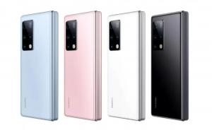 Huawei Mate X2'nin İlk Görüntüleri Paylaşıldı!