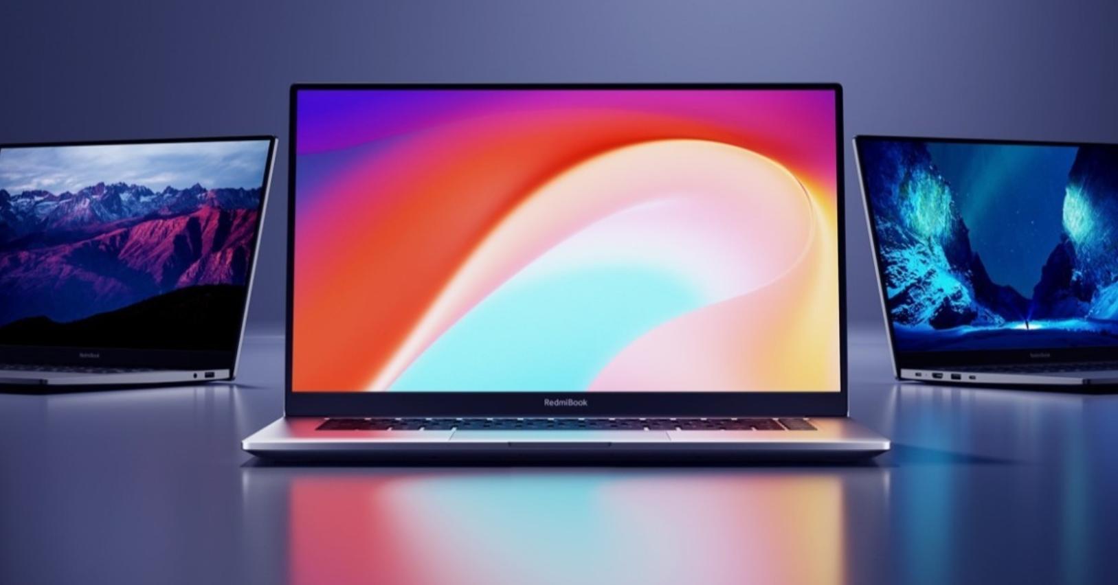 RedmiBook Pro Serisi Tanıtıldı! 2021