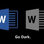 Microsoft Word Artık Daha Karanlık!