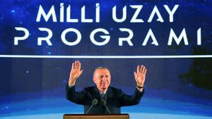 Erdoğan 100. Yılda Ay'a Yolculuk Yapılacağını Açıkladı!