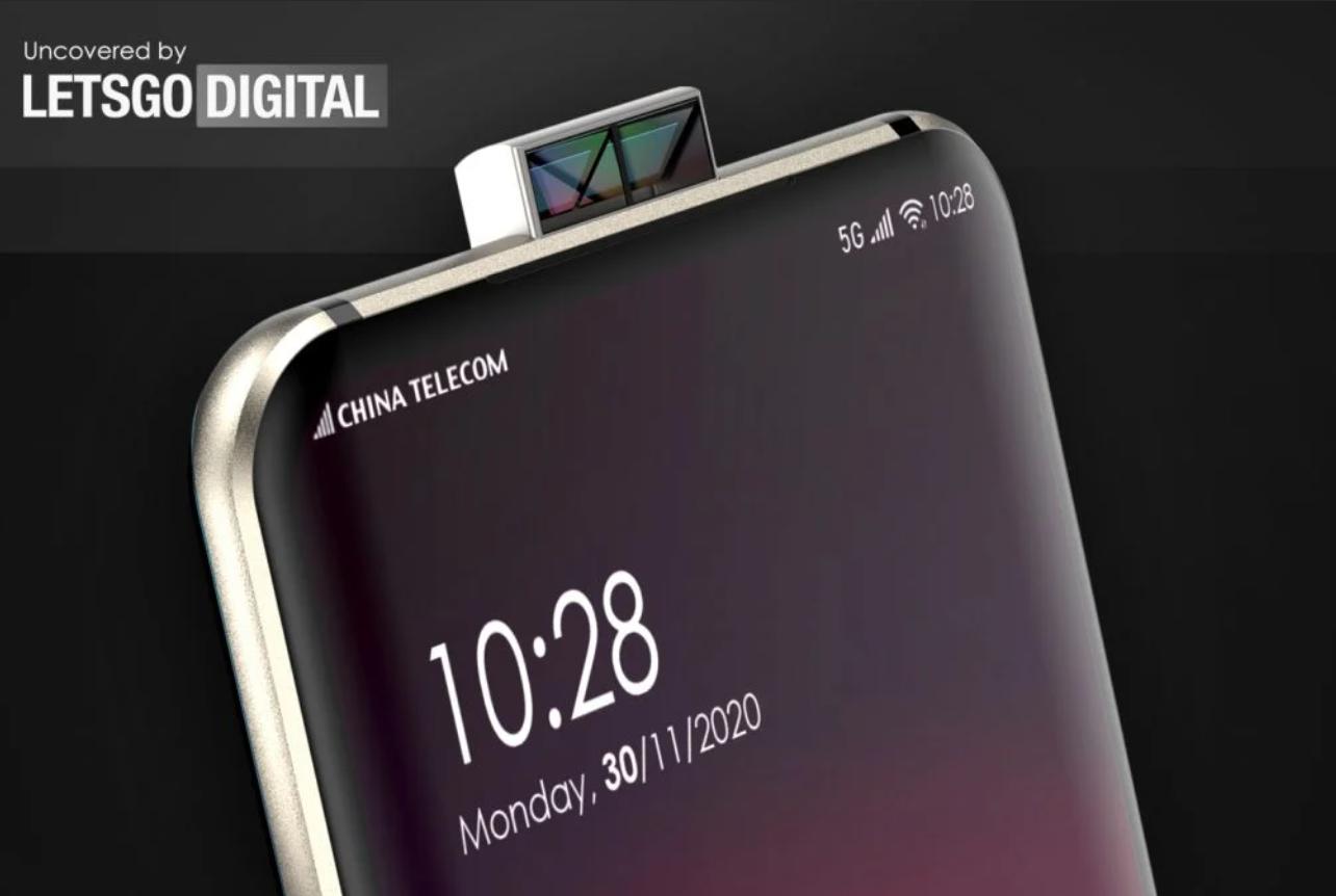 Oppo'dan Yeni Patent Geldi: Prizmalı Kamera! 2021