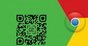 Mobil Chrome'a QR Kod Özelliği!