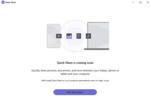 Samsung, Quick Share Yakında Windows'ta!