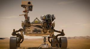 Robotik Kardeşlerin Portresi Mars'a Taşındı!
