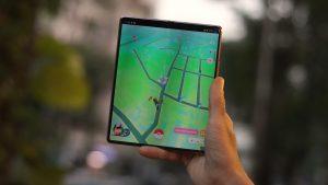 Huawei Mate X2, Samsung'unkinden farklı katlanabilir bir tasarımla yakında piyasaya çıkacak
