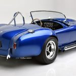 Carrol Shelby'nin kişisel 1966 Cobra 427 Super Snake'i müzayedeye gidiyor (yine!)