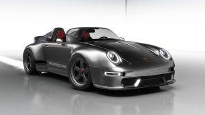 Gunther Werks, 25 modernize edilmiş 993 tabanlı Porsche Speedster üretecek