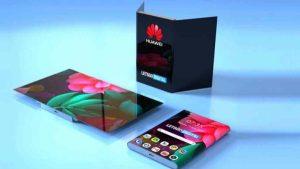 Render bize Huawei Mate X2'ye erken bir bakış sunuyor