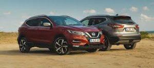 Tamamen yeni Nissan Qashqai kompakt SUV Avrupa'da piyasaya sürüldü