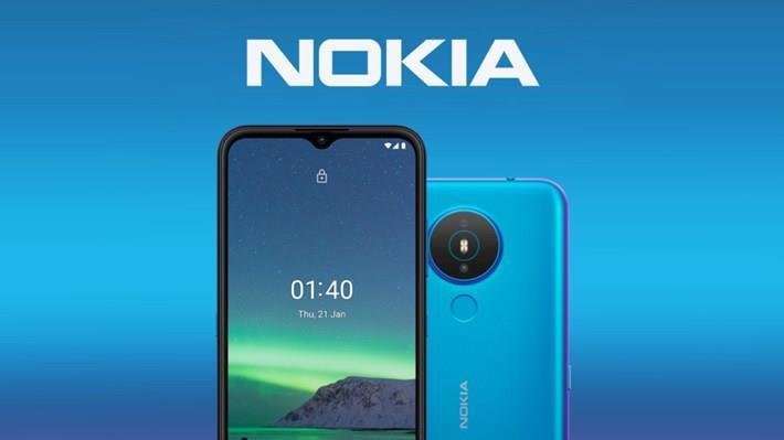 6.51 inç ekranlı Nokia 1.4, 4000 mAh batarya 99 € 'ya piyasaya sürüldü