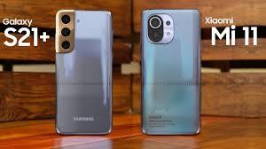 Xiaomi Mi 11 vs Galaxy S21: Oyun Performansı Karşılaştırması