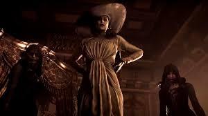 Resident Evil Village Lady Dimitrescu'nun yüksekliği ortaya çıktı