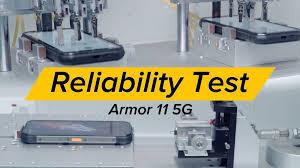 Video: Ulefone Armor 11 5G, başka bir dayanıklılık testinde iyi performans gösteriyor