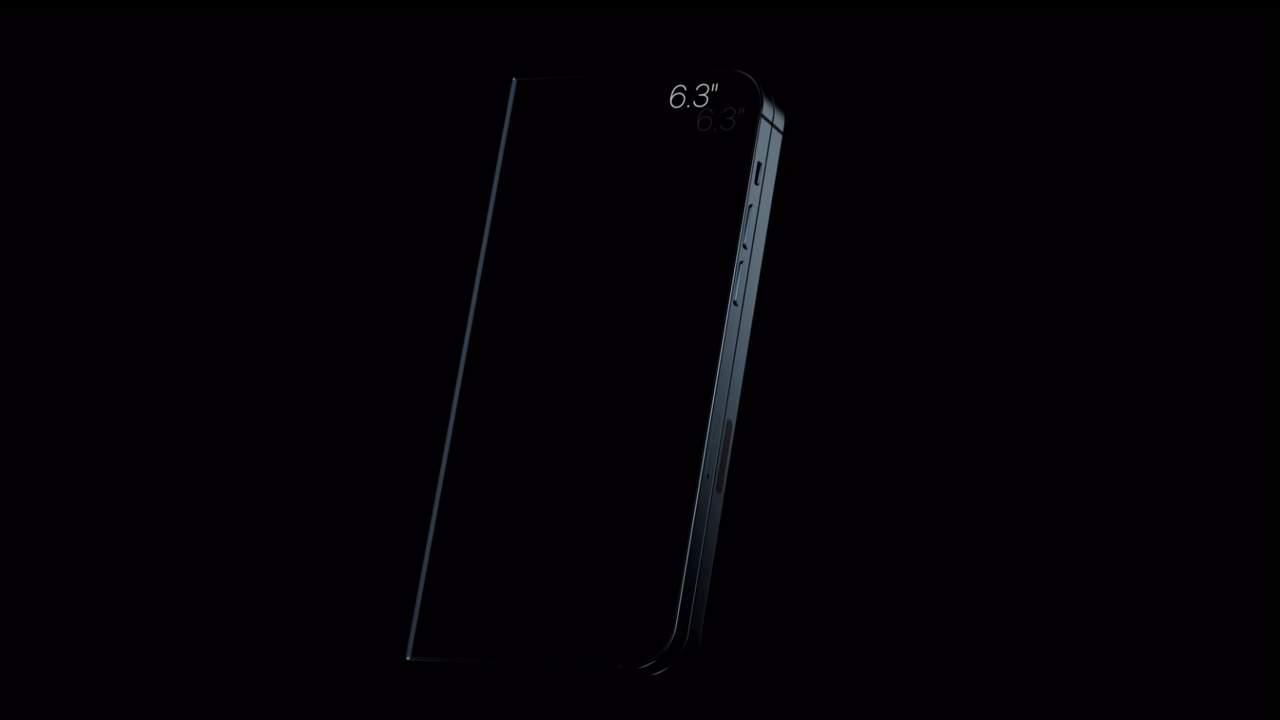 iPhone katlama konsepti şık bir gelecek sunuyor
