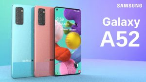 Samsung Galaxy A52 5G renk çeşitleri yeni bir sızıntıyla ortaya çıktı