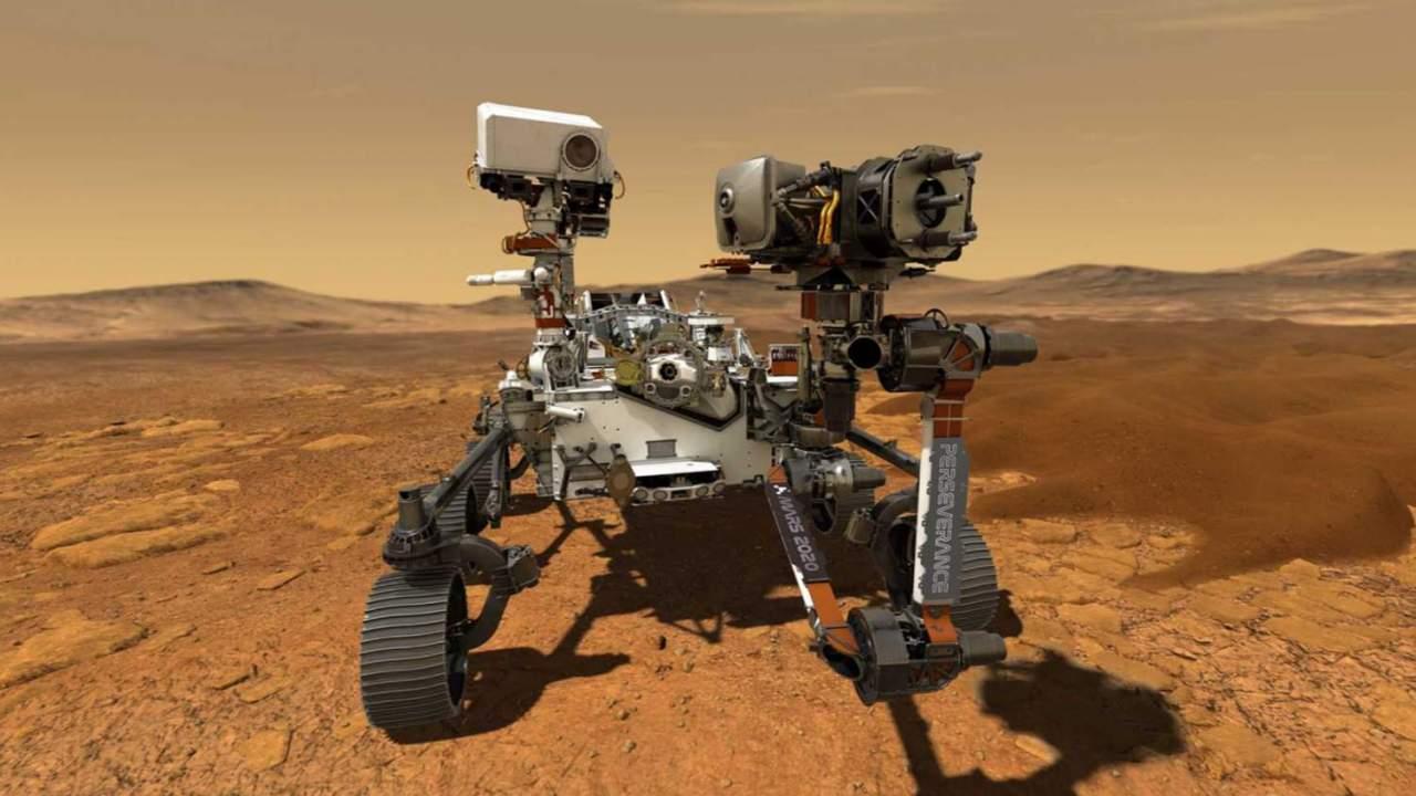 NASA'nın rehberli Mars turu, Perseverance'ın en esnek kamerasına dokunacak 2021