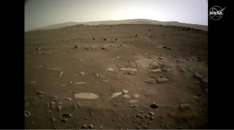 Mars'ın sesi nasıl: NASA Perseverance rover audio ve 360 panoyu paylaşıyor 2021